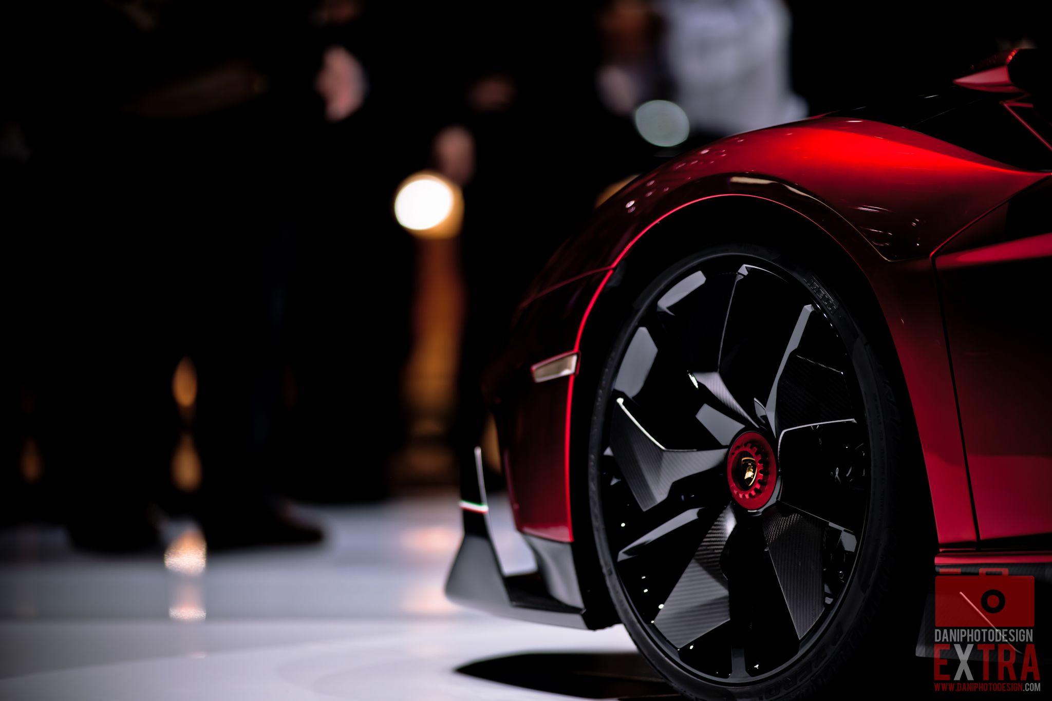Aventador J - Geneva 2012