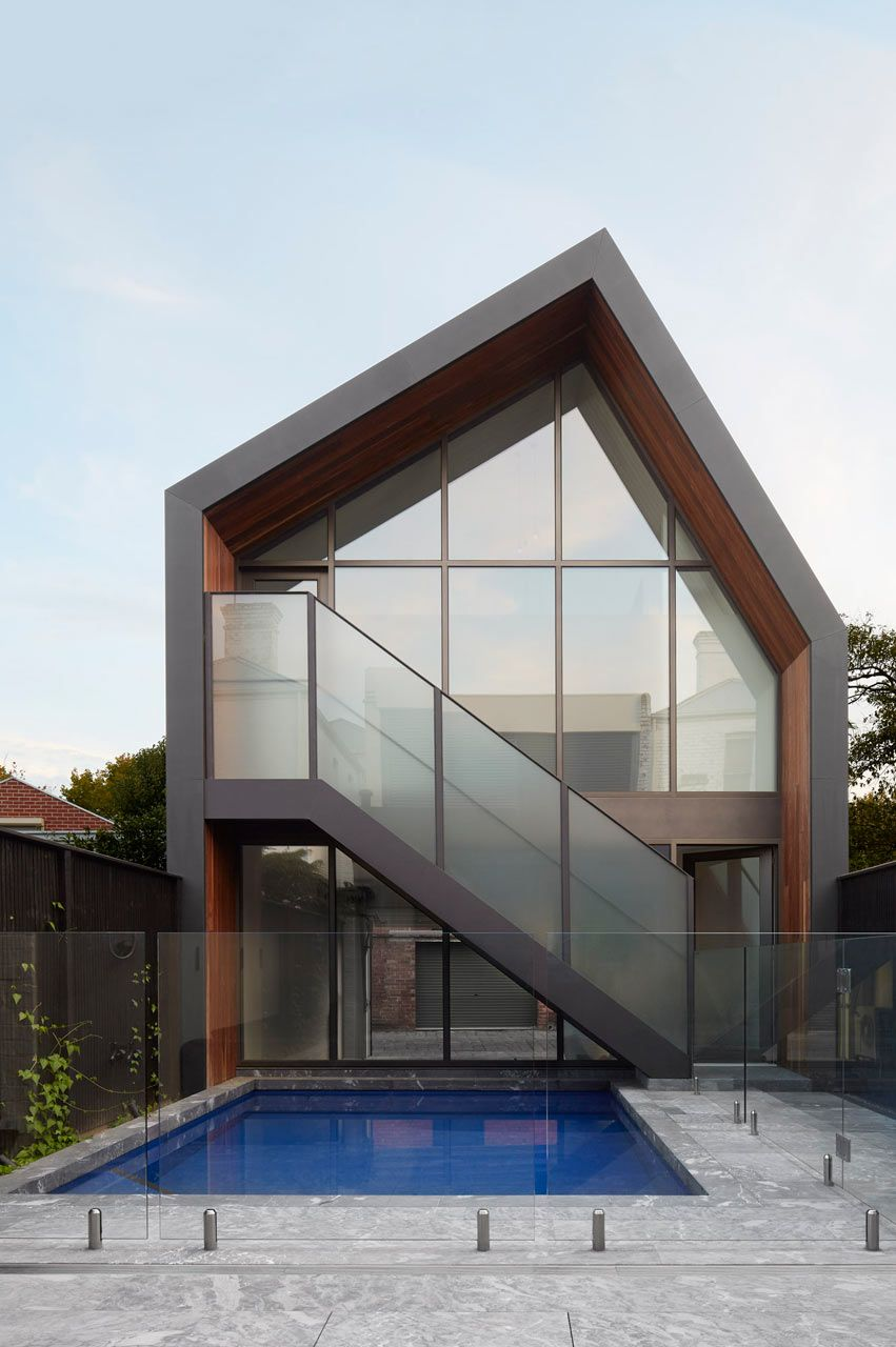 Canterbury Rd House Be Architecture 3 Design CityHouse DesignArchitecture Interior
