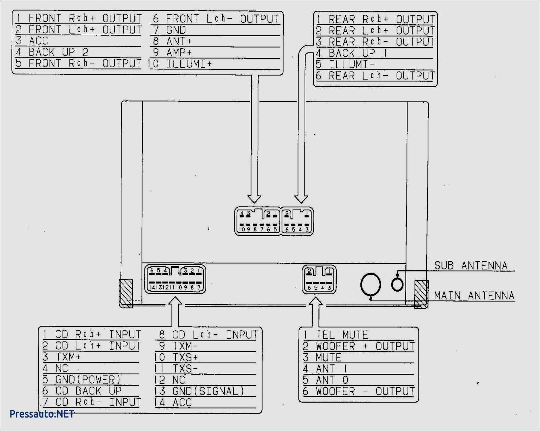 New Wiring Diagram For Car Audio Equalizer Car Stereo Pioneer Car Stereo Sony Car Stereo