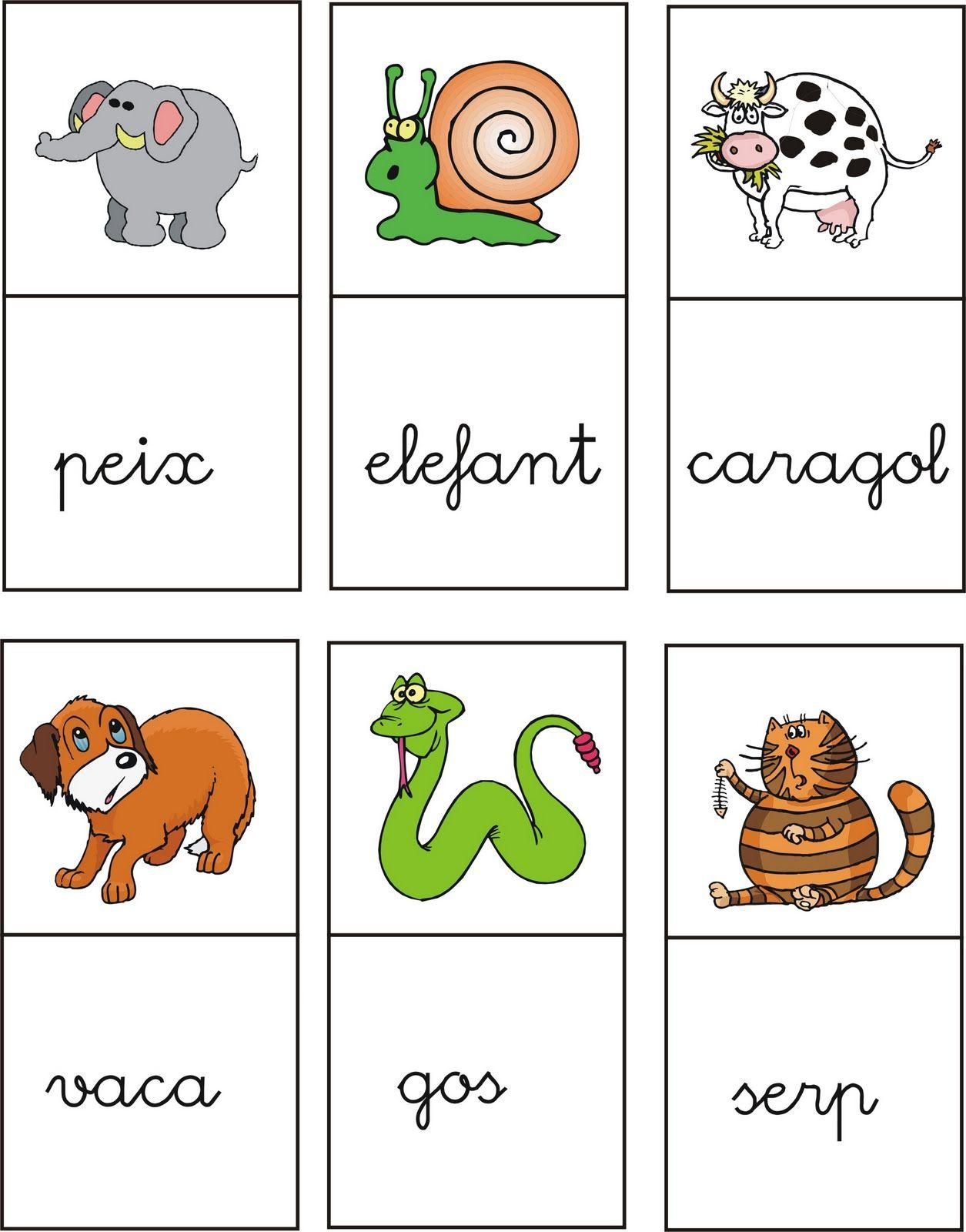 Dirigiendo Manitas Domino Animals Lecto Escriptura Pinterest