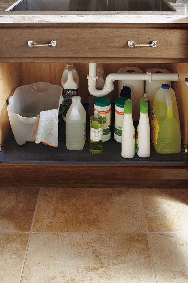 Sink Cabinet With Cabmat Dynasty Cabinetry