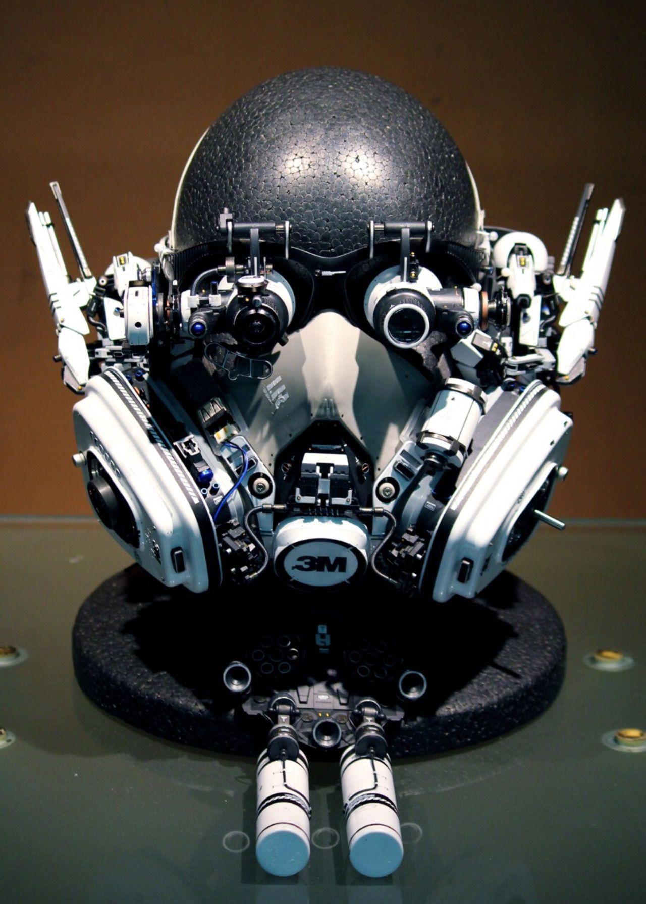 Head-set. 試験製作ヘッドセット...