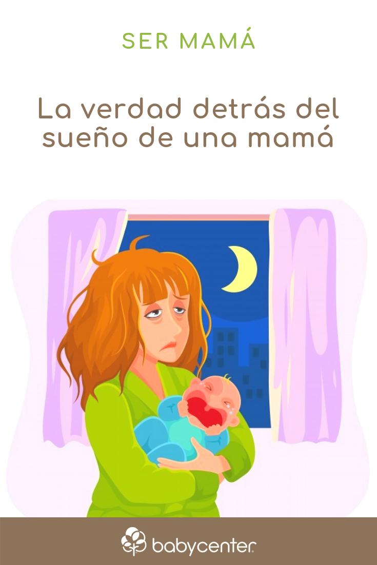 3a33dff0c08230 La verdad detrás del sueño de una mamá - BabyCenter en Español #suenodemama  #maternidad #dormir #sermama