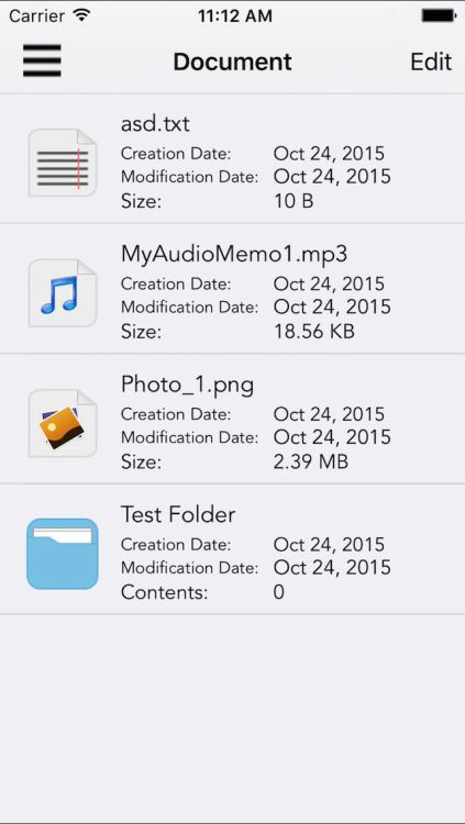 File Manager (Document Editor & PDF Creator) PRO Business