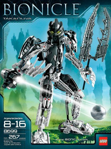Amazoncom Lego Bionicle Takanuva Toys Games Bionicles Lego