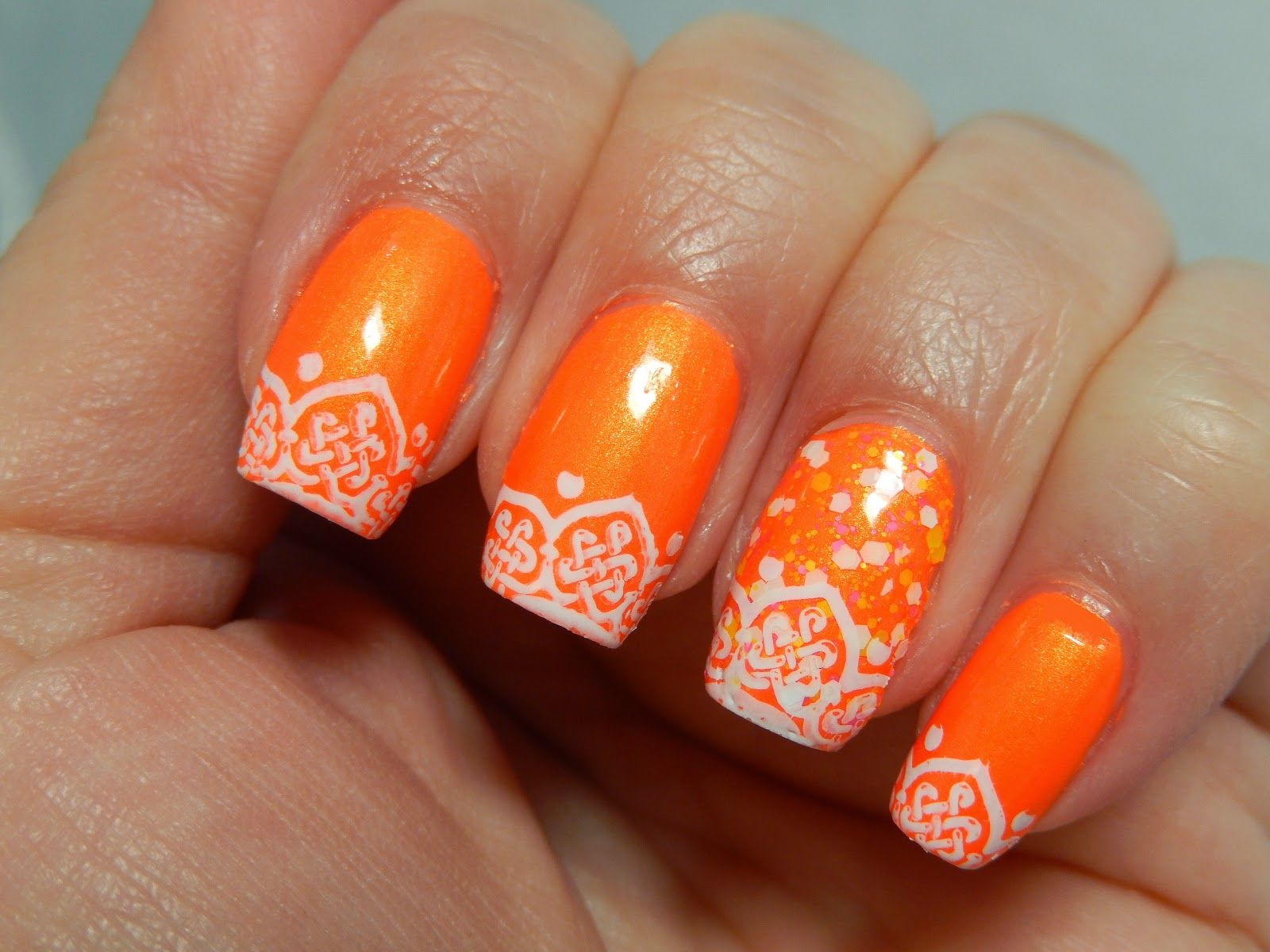 Bombay lace | My Nails | Pinterest | Beauty nails, Moyou stamping ...