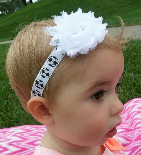 Soccer headband for baby 6bab3cf3a0d