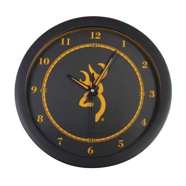 Browning Buckmark Wall Clock Gold Wall Clock Wall Clock Clock
