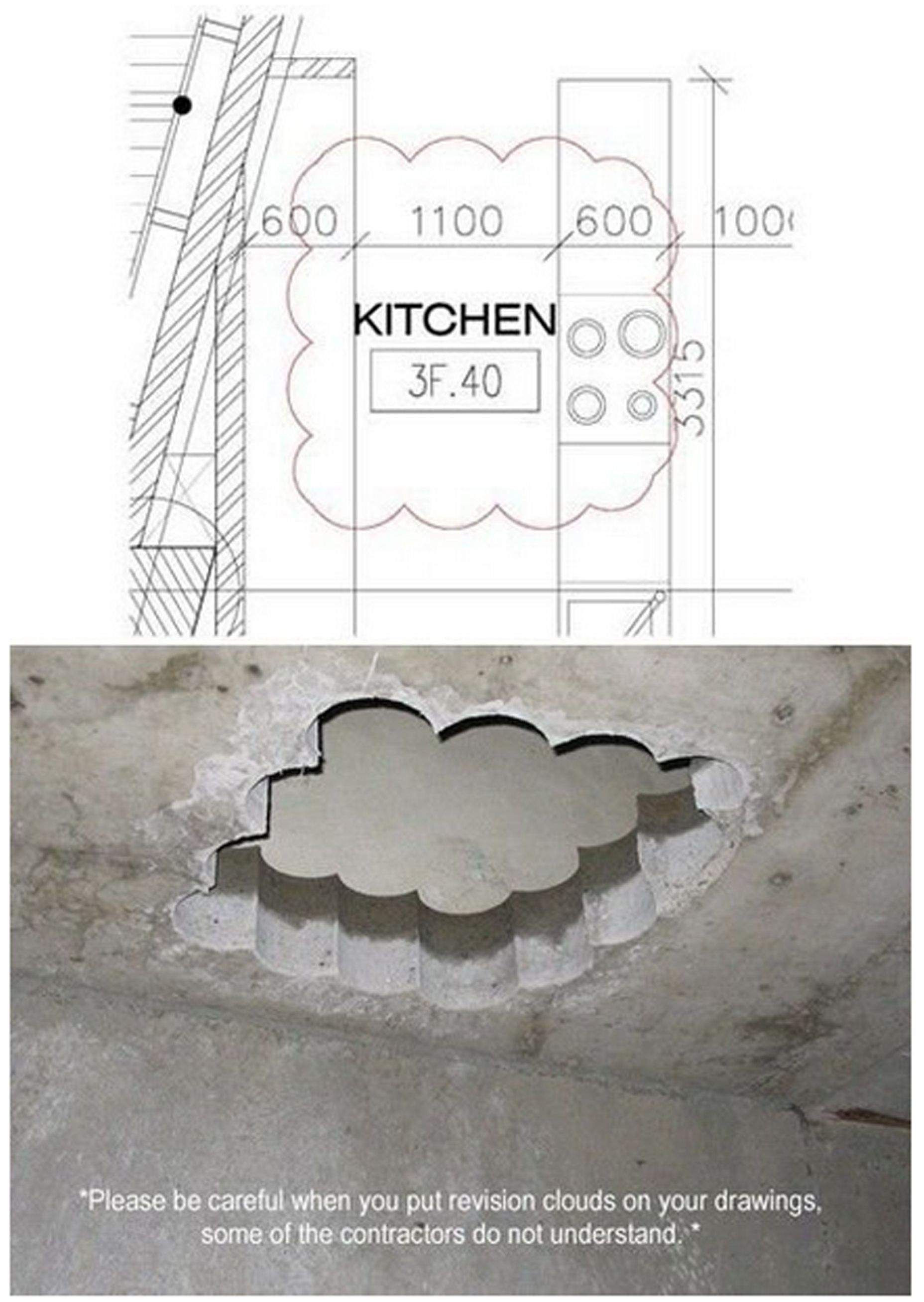 architect joke