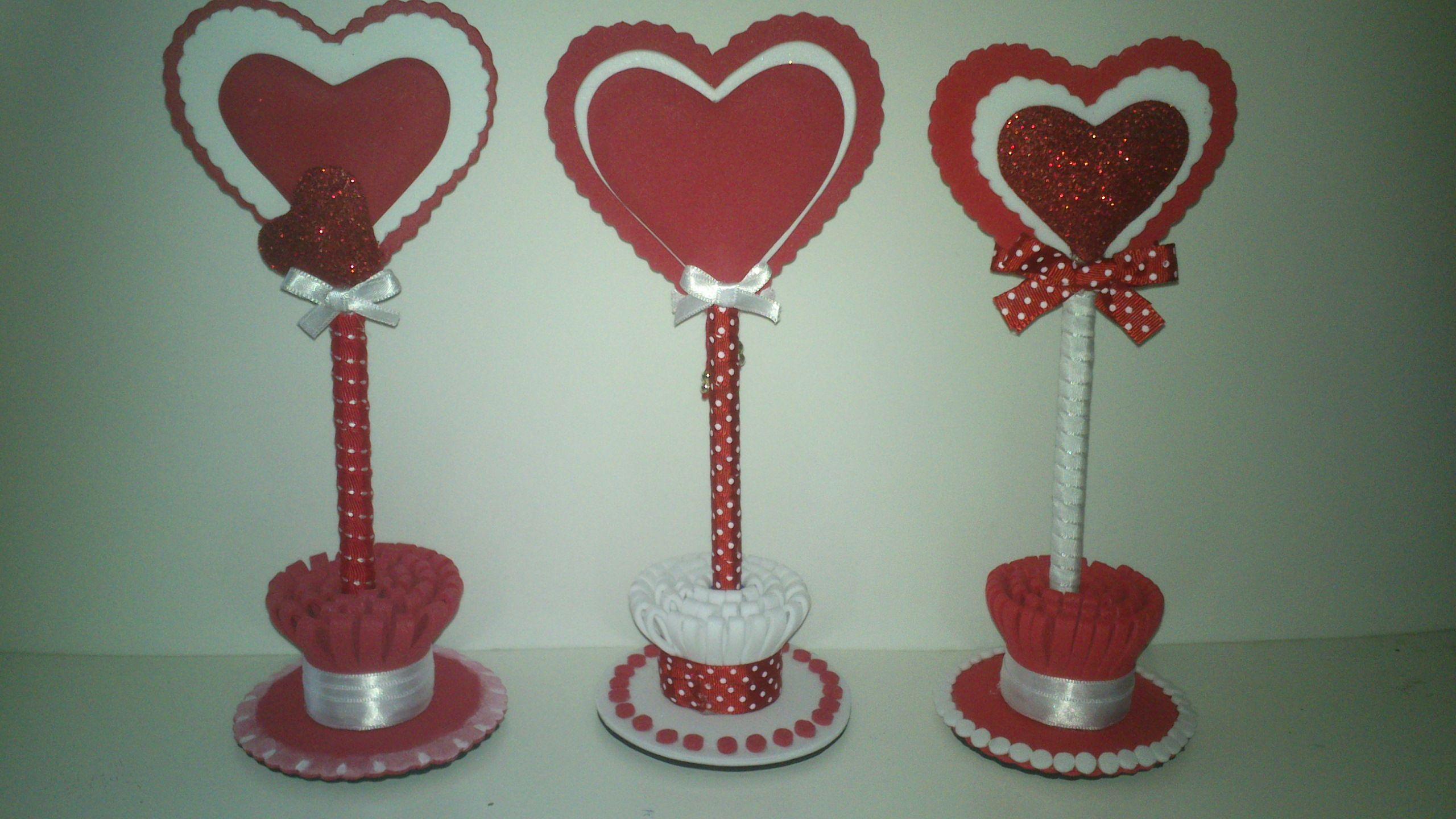 boli decorativo san valentin