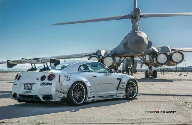 liberty walk gt r body kit nissan gtr sports car photos gtr pinterest