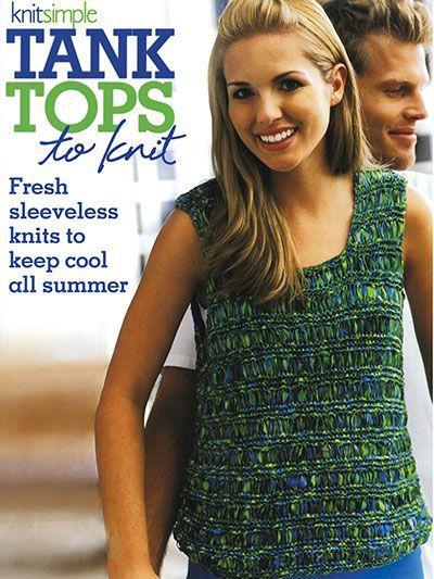 Tops Tanks Tees Free Knitting Patterns Knitting Patterns Free