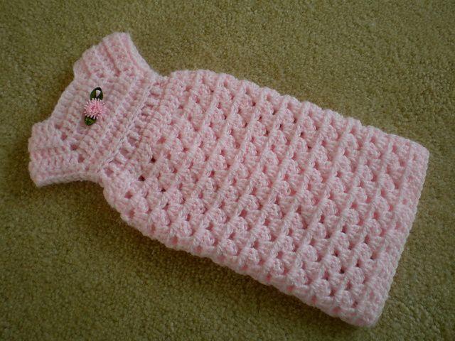 Micro Preemie Knitting Patterns : Preemie Baby Burial Gown pattern by Melinda Gorley Crochet Pinterest Pr...