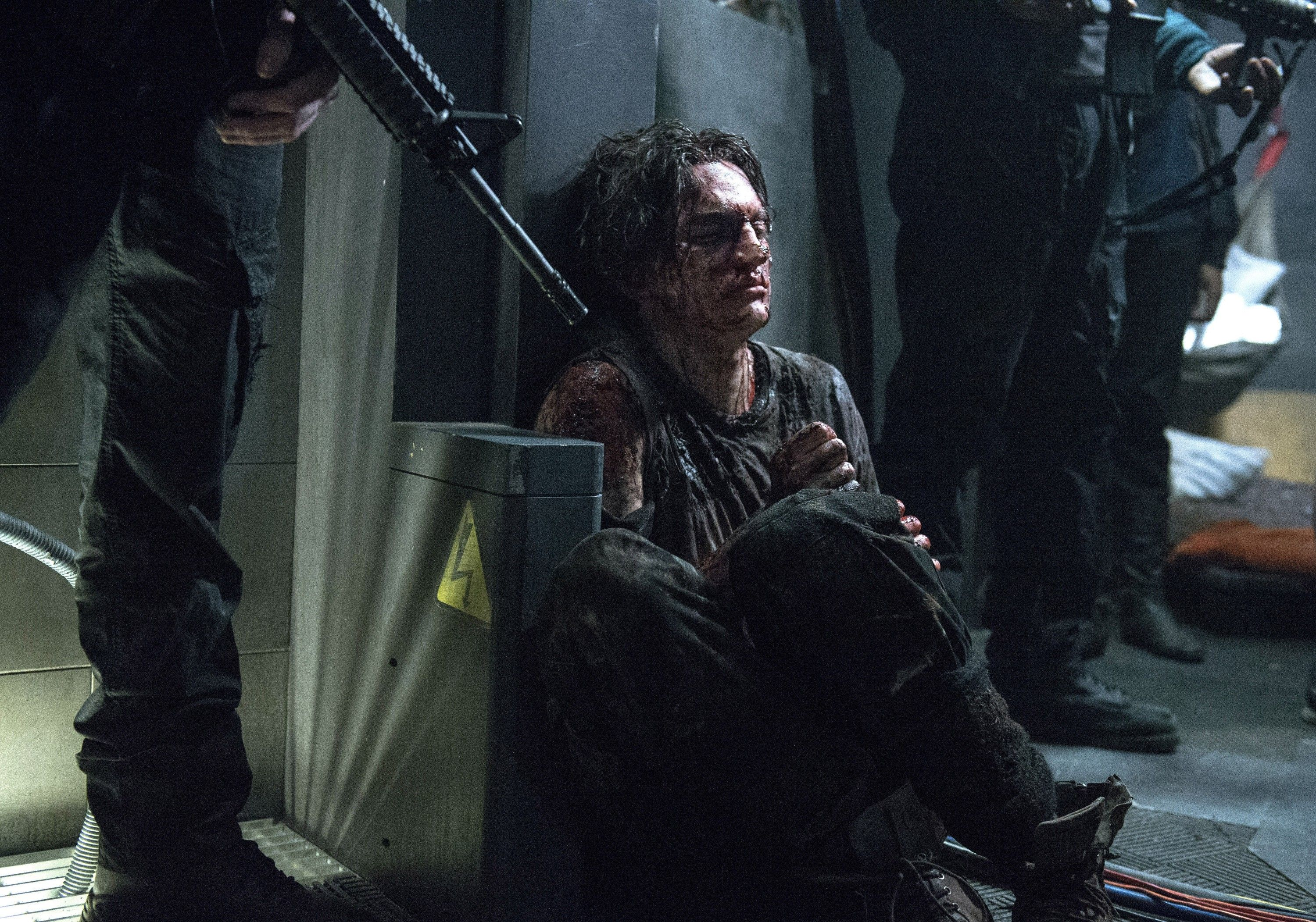 The 100 - Season 1 Episode 10 Still