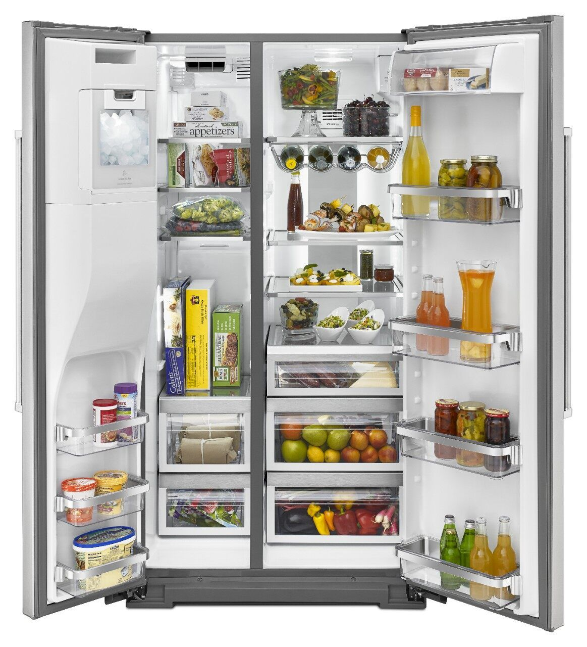 Find a new sidebyside fridge at KitchenAid. in 2020