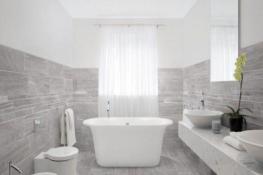 Zen Grey 20x60cm Zen Modern Porcelain Tiles