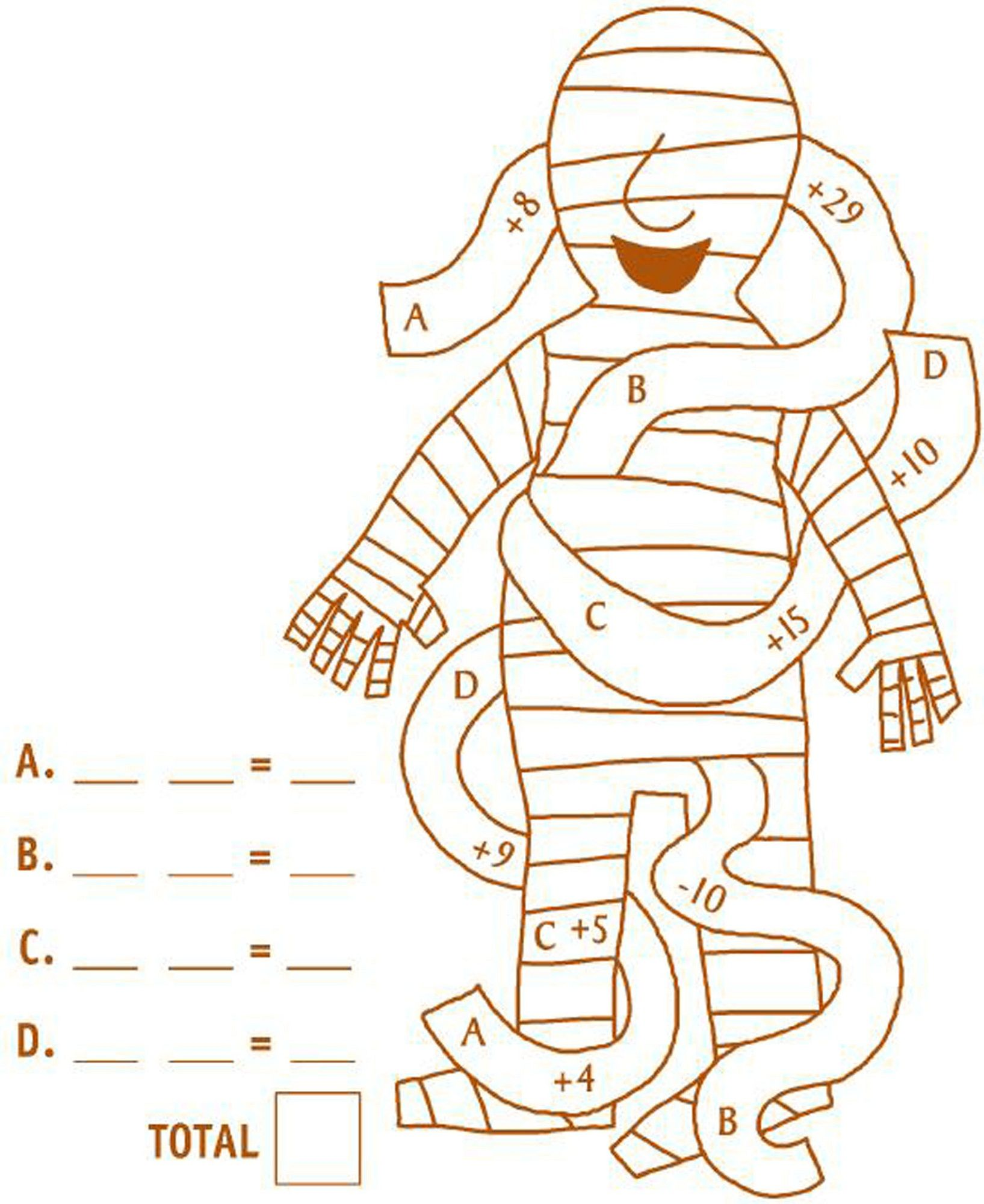 Mummies Pictures For Kids