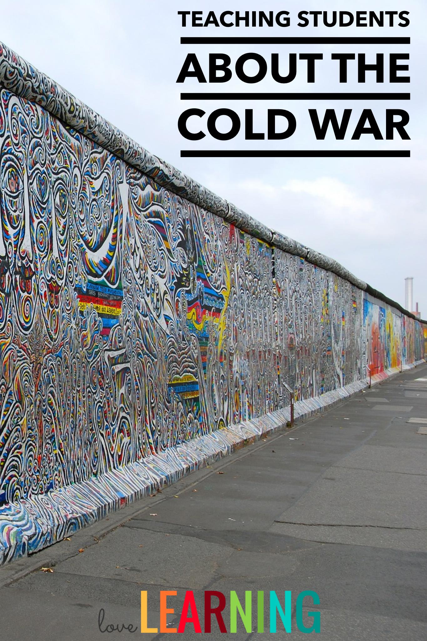 Cold War Lesson