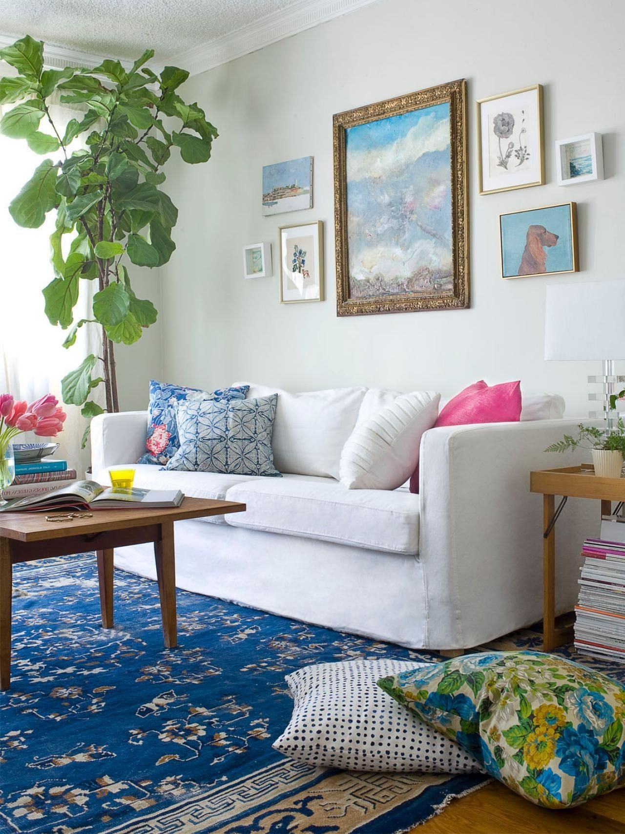 Bohemian Living Room Design Ideas * Check out the image by visiting ...