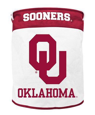 Look What I Found On Zulily Oklahoma Sooners Canvas Laundry Bag