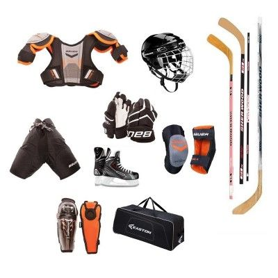 Learn To Play Youth Hockey Equipment Starter Package Pure Hockey Hockey Equipment Youth Hockey Hockey