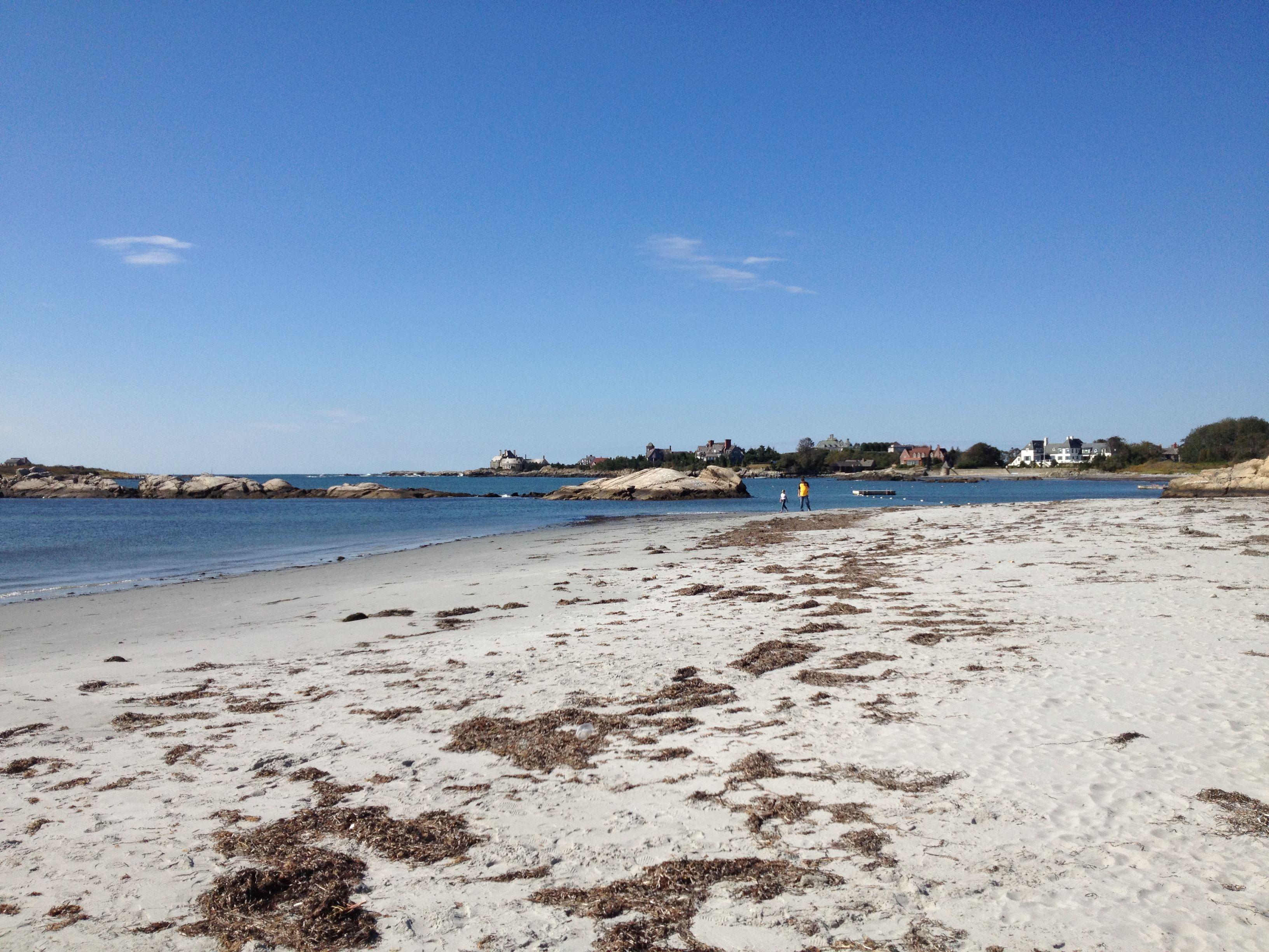 Newport Ri Beaches Gooseberry Beach And Hazards