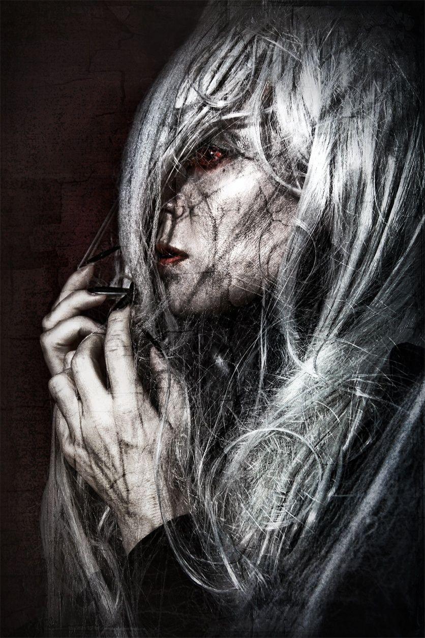 First Awakening by Jennifer Rhoades on 500px | halloween | Art, Dark