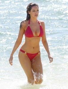 02a1c3ce162a4 Kelly Brook in our Vix Bikini | Kelly brook | Kelly brook bikini ...