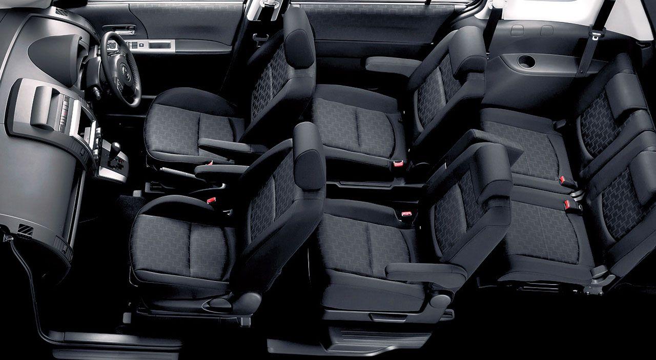 Mazda5 interior view | Mazda 5 2006 Sport | Pinterest