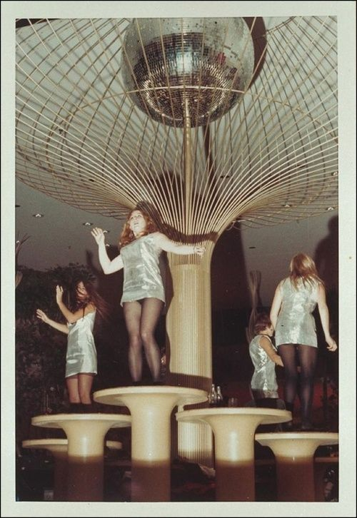1960's Go-Go dancers
