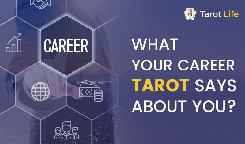 The Best Tarot Cards For Your Career Tarot Life Tarot The Lovers Tarot Card Tarot Reading