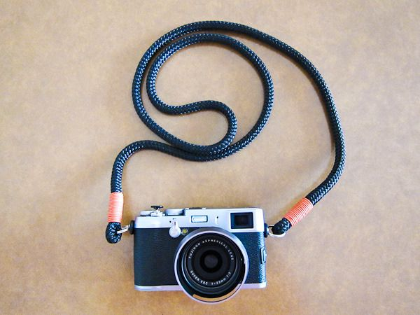 Lance Camera Strap for Fujifilm Finepix X100