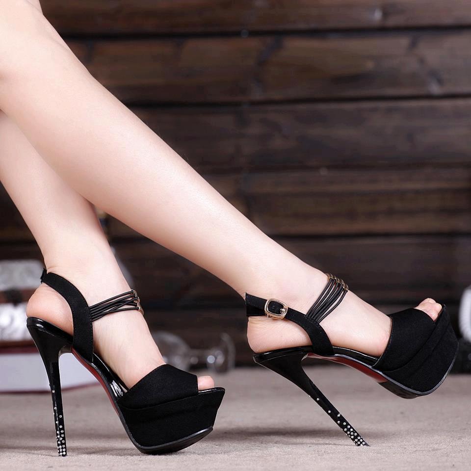 Sexy legs high heel image photo