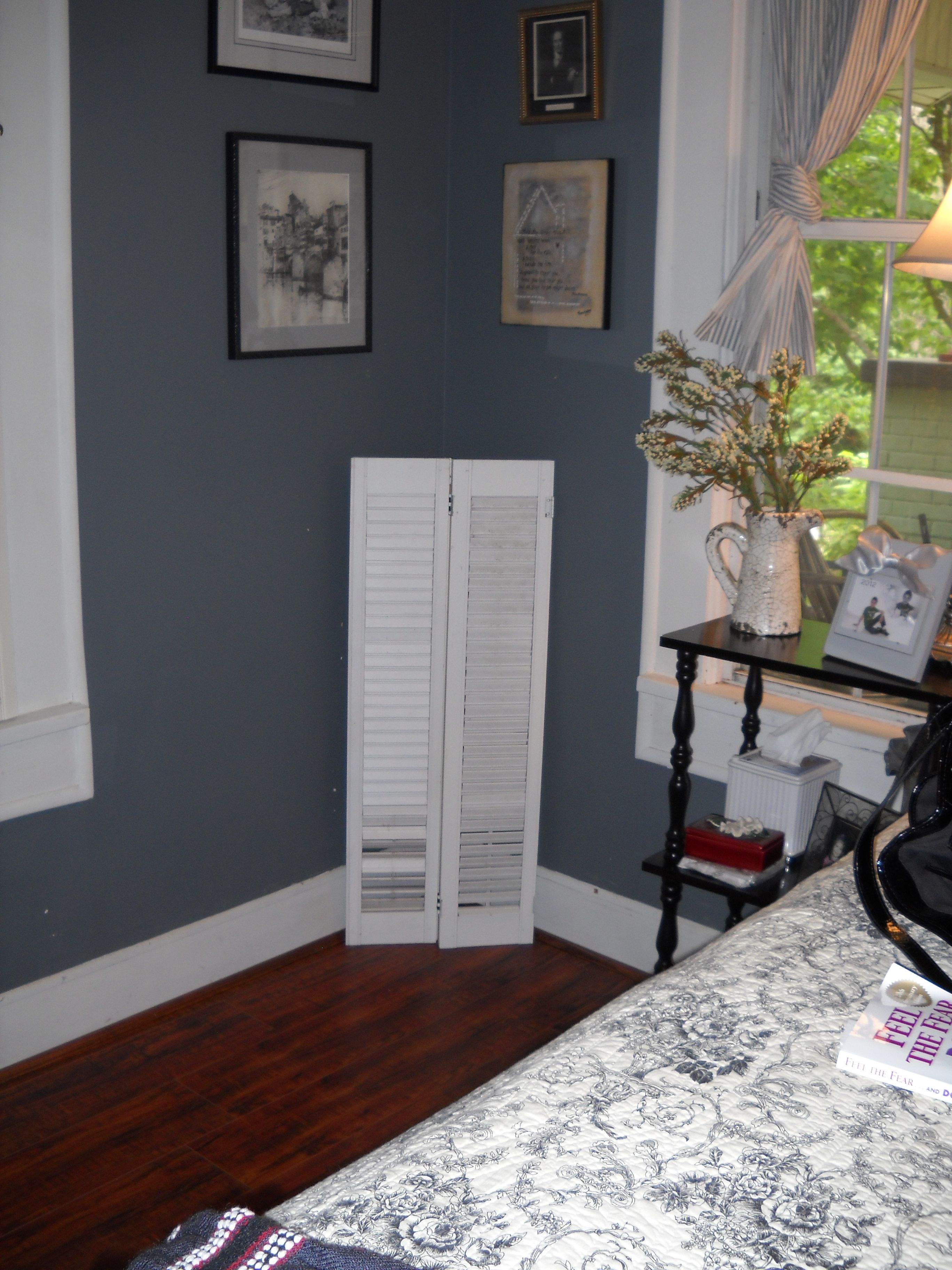 Guest Bedroom Sherwin Williams Foggy Morning Gray Hmmm
