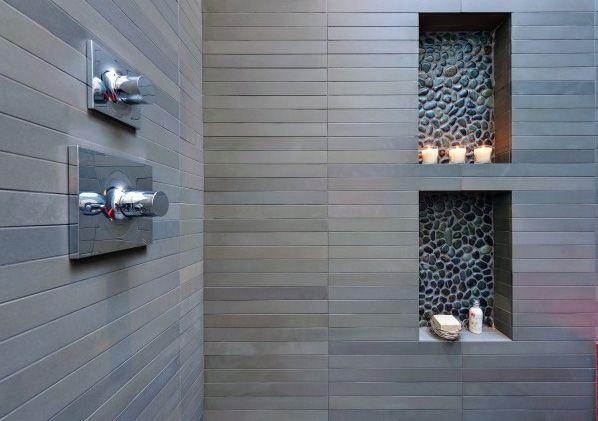shower niches