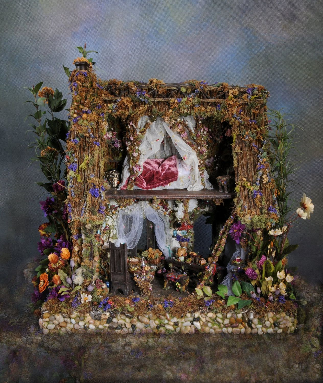 Beloved Fairy Dollhouse Wind's End