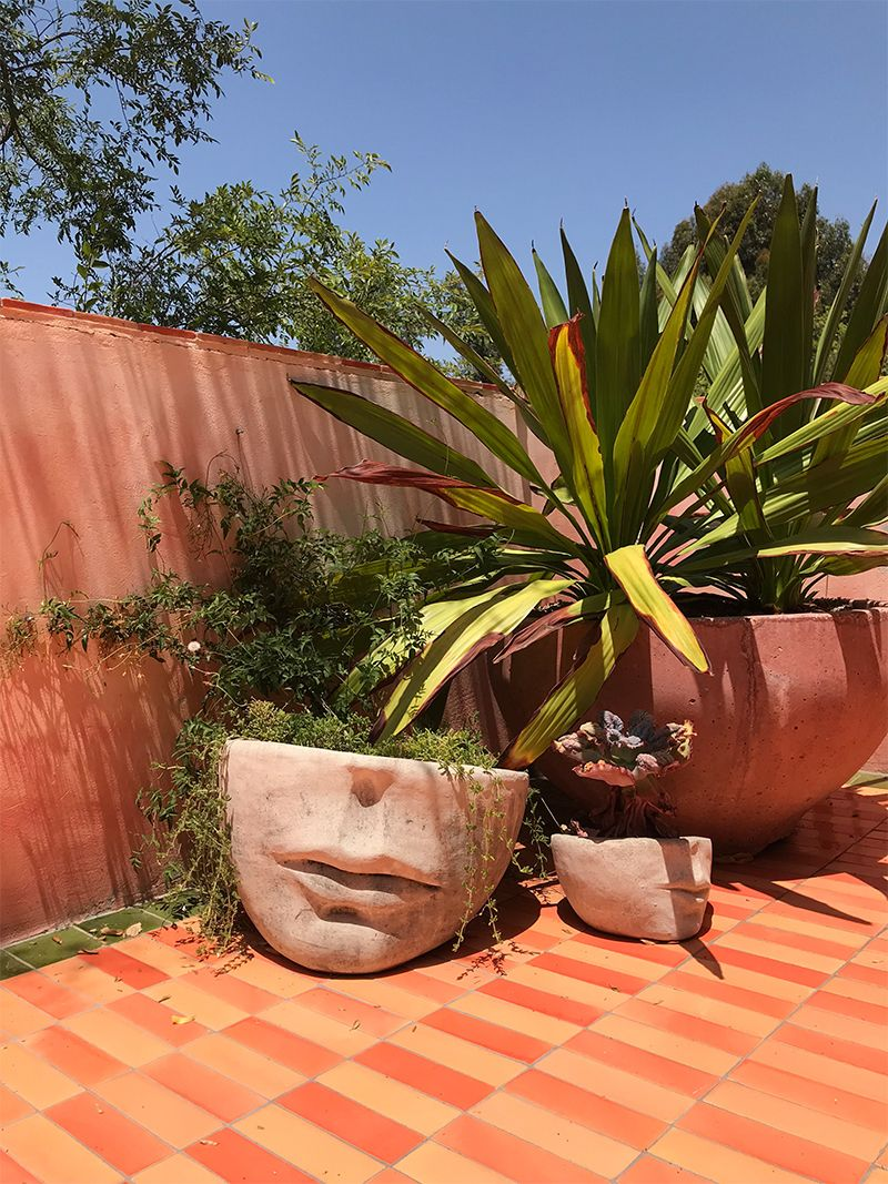 Flamingo Estate Chandelier Creative Chandelier Creative Terra Cotta Pots Garden Beach Paint Colors