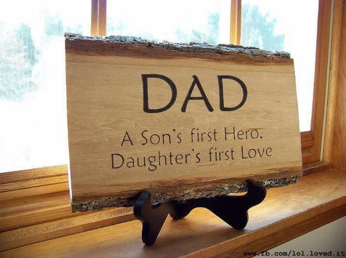 Hope all Dads deserve this quote!