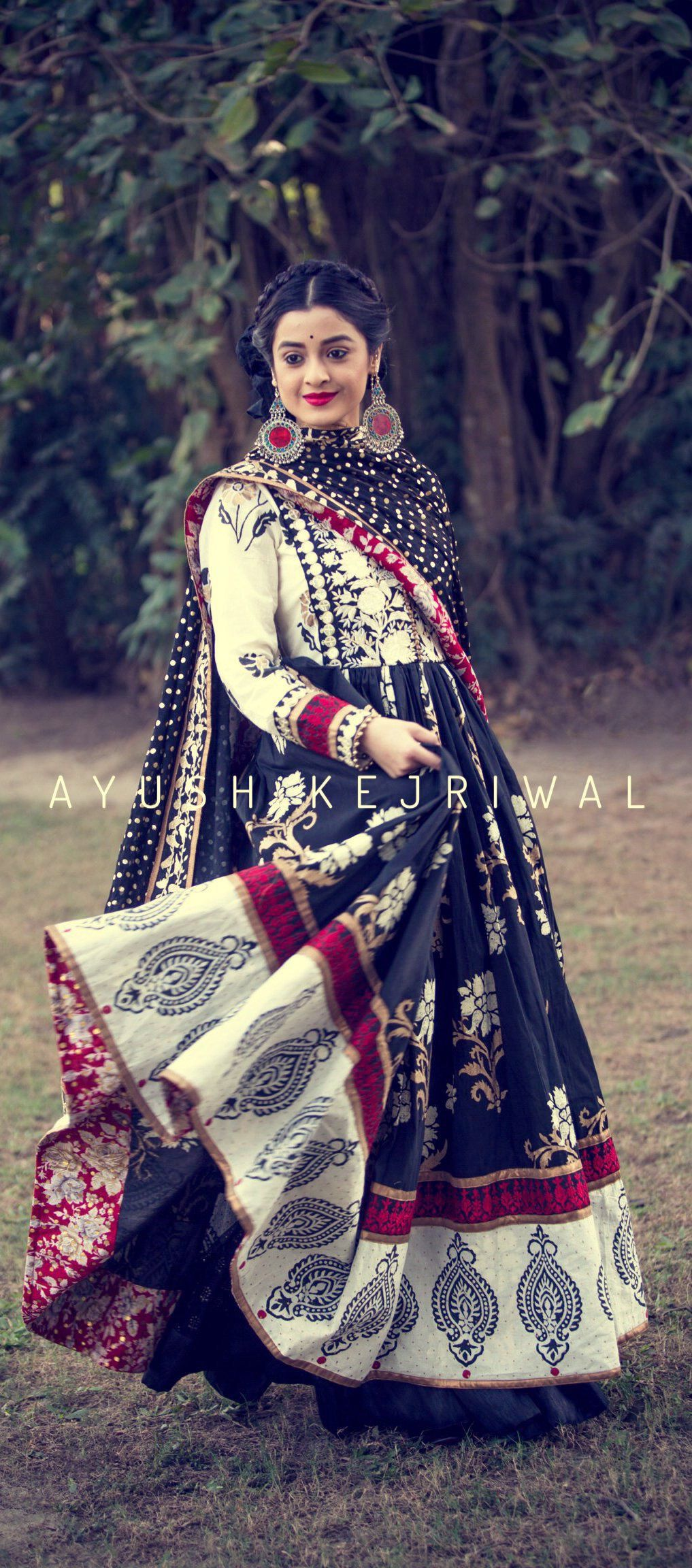 Anarkali by Ayush Kejriwal For purchases email me at
