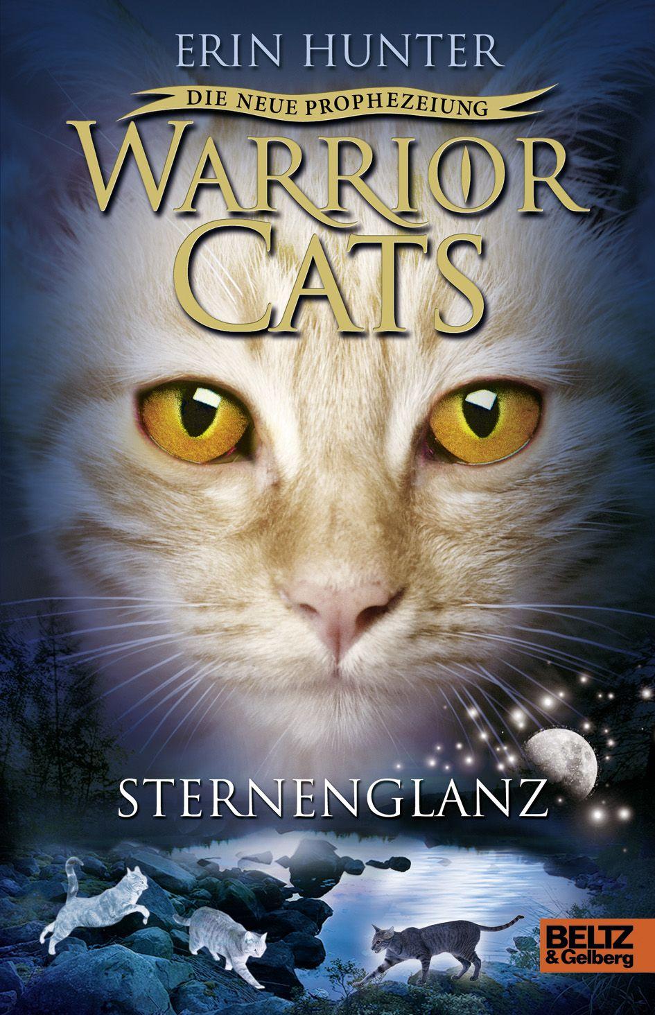 Warrior Cats Die neue Prophezeiung - Sternenglanz (Band 4)
