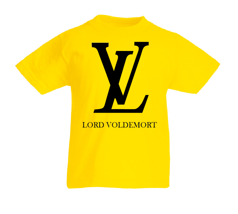 e889fb58e Lord Voldemort Louis Vuitton inspired Kids / Boy / Girl / Baby T shirt.  Graphic print on frontside. 100% soft ring-spun cotton. Regular fit.