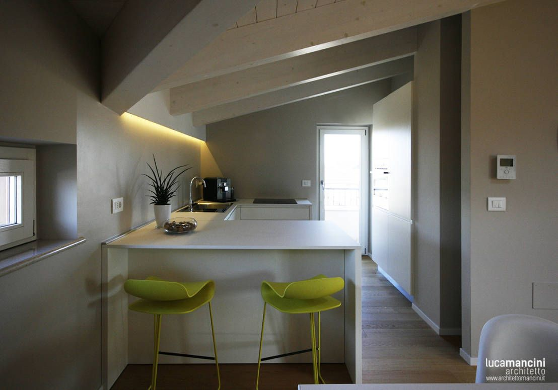 Finestra cucina mansarda cerca con google attic - Cucina con finestra ...