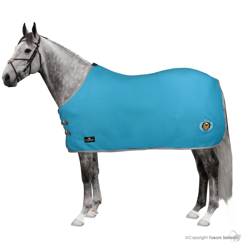 Coperta Pile Horses Cher