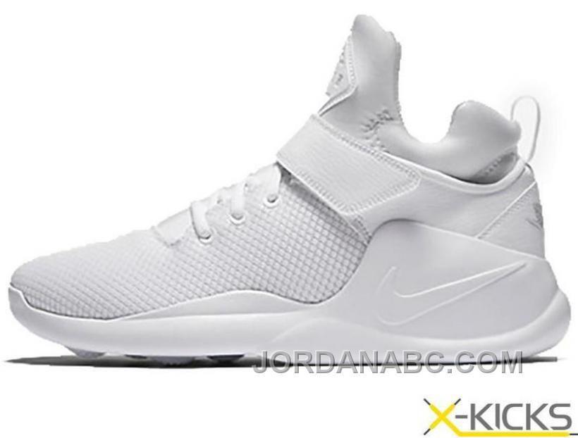 Nike Kwazi All White Men Shoes 844839-002 On Sale, Price: $85.00 - Air  Jordan Shoes, New Jordans