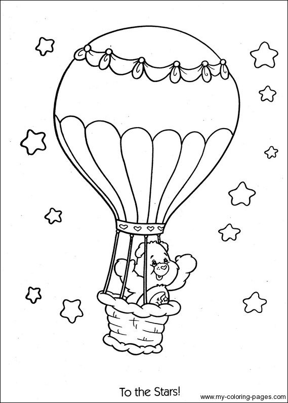 Care Bears Coloring Pages Bear Coloring Pages Coloring Pages Star Coloring Pages