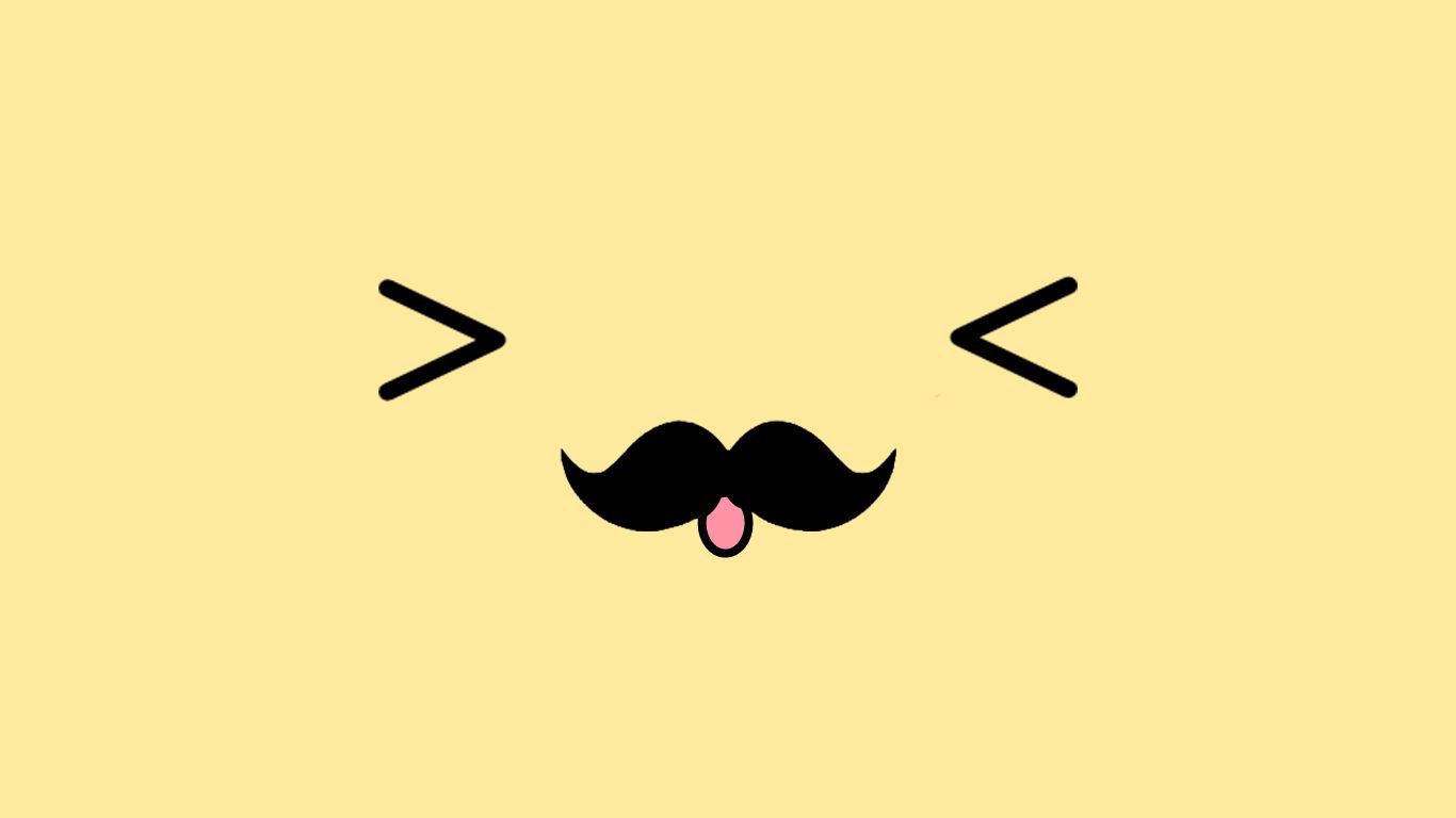 Cute Wallpapers Tumblr Mustache Google Search Cute Tumblr Wallpaper Cute Desktop Wallpaper Cute Iphone Wallpaper Tumblr