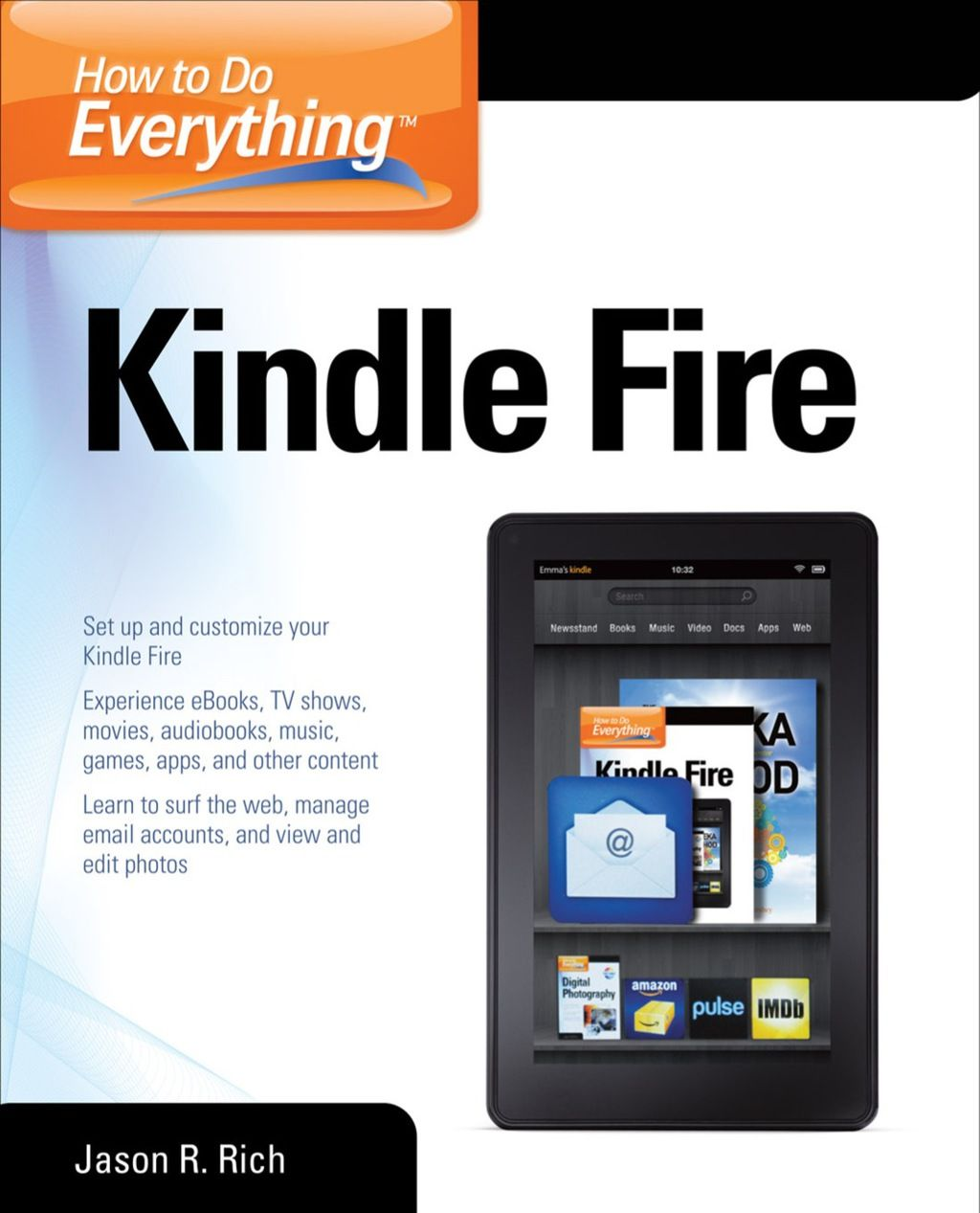 How to Do Everything Kindle Fire (eBook) in 2020 Kindle