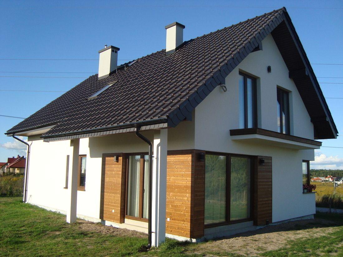 Galeria Tematu Czy Ktos Buduje Ten Domek Projekt Domu Archon