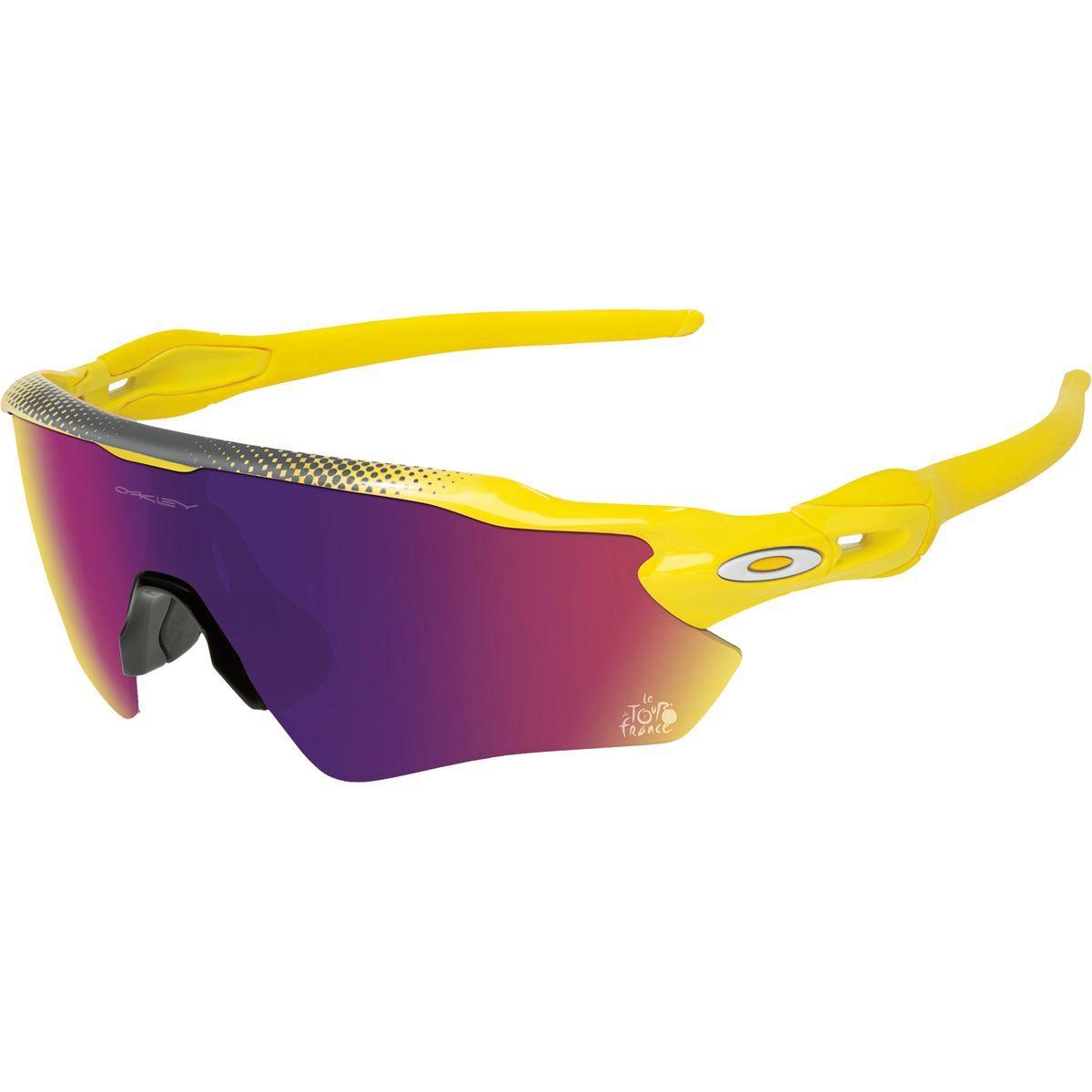 6fd6c58fa0b Oakley TDF Radar EV Path Sunglasses Yellow W Prizm Road One Size ...