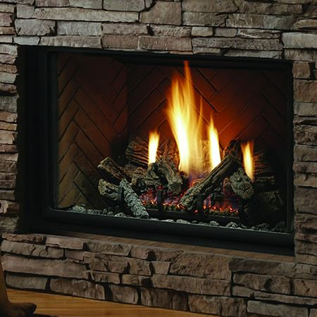 Kingsman HB3628 Zero-Clearance Direct Vent Gas Fireplace Heater  #LearnShopEnjoy - Kingsman HB3628 Zero-Clearance Direct Vent Gas Fireplace Heater